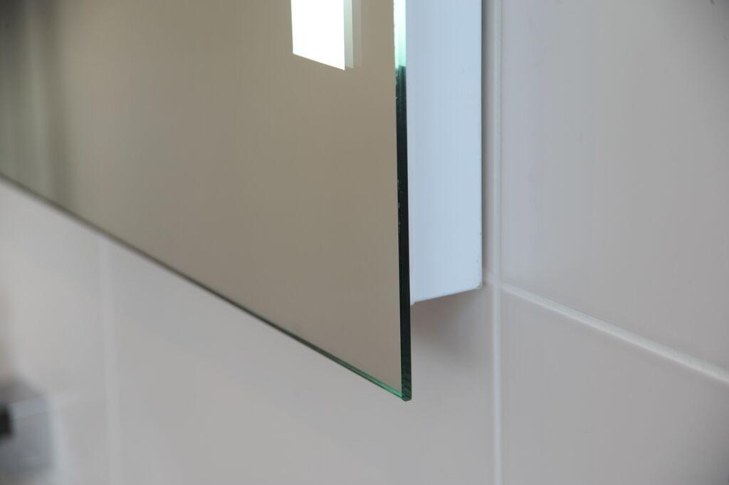 Spiegel op maat uit eigen fabriek - Spiegel tv badkamer ...