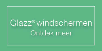 Online windscherm op maat kopen Glazz