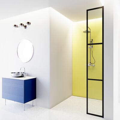 Badkamer Glazen Wand.Douchewanden Op Maat Inmeten Met 100 Pasgarantie Glazz