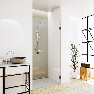 Glazen producten op maat voor in de badkamer | GLAZZ®