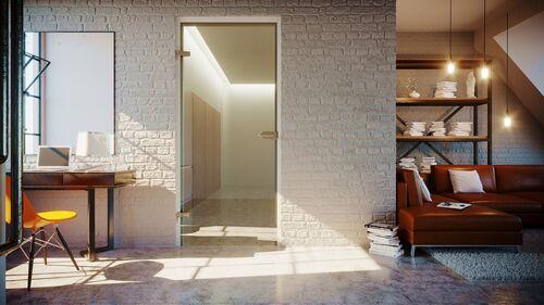 glazen-deur-op-2-bestaande-scharnieren
