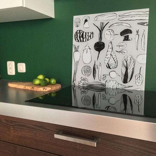 Achterwand keuken 600x700
