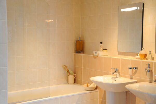 spiegel rechthoek badkamer
