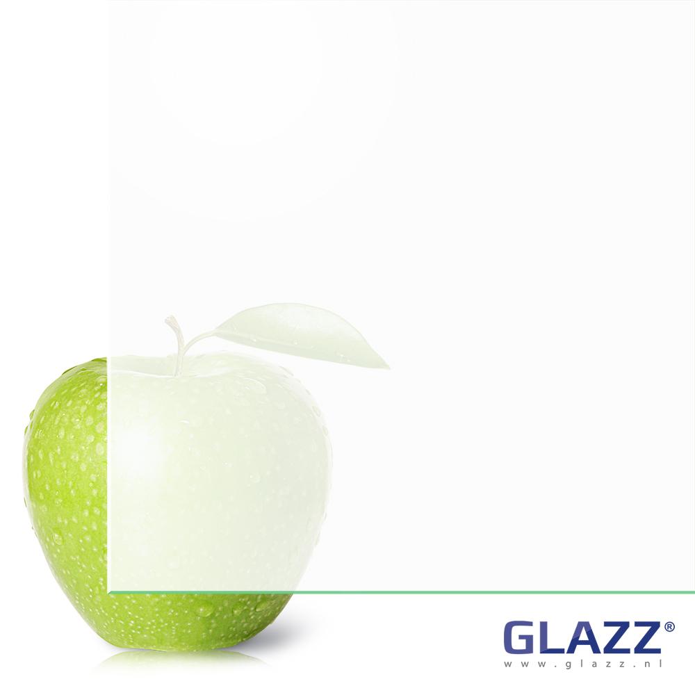 Blank satijnglas