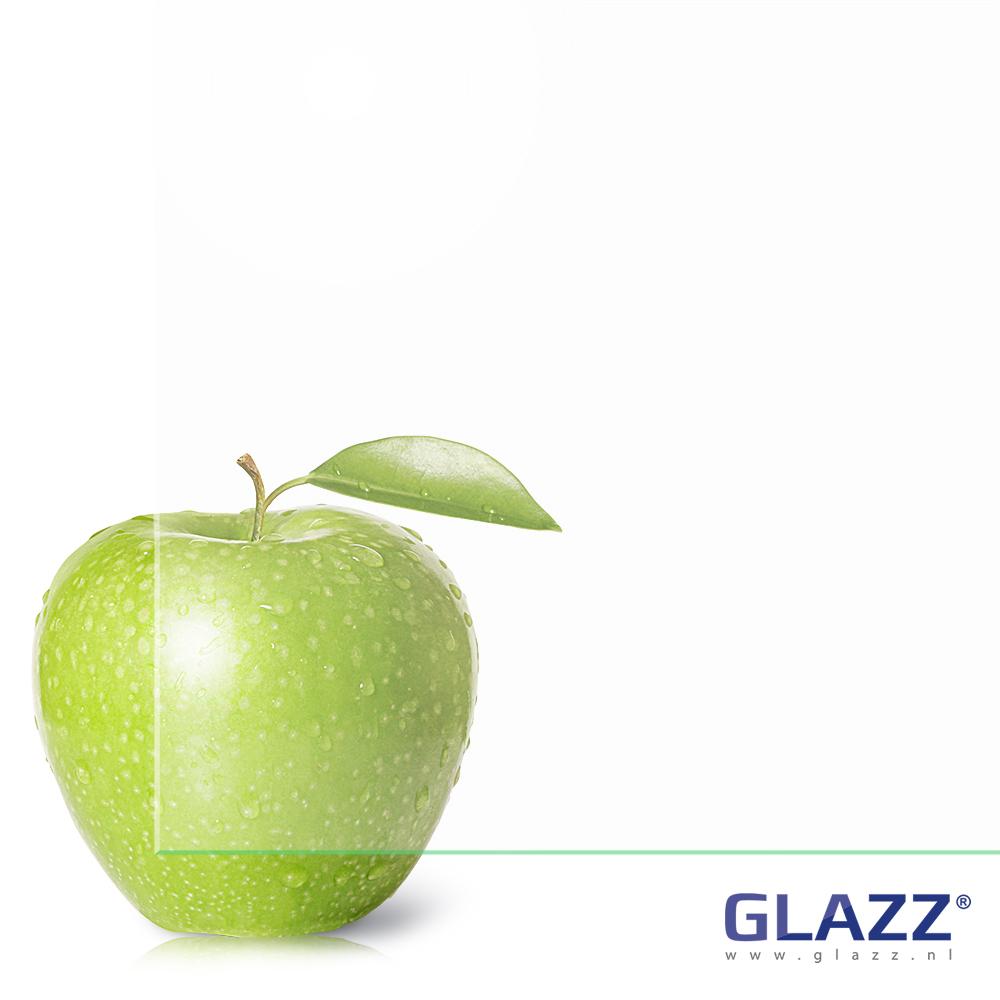 Blank helder glas