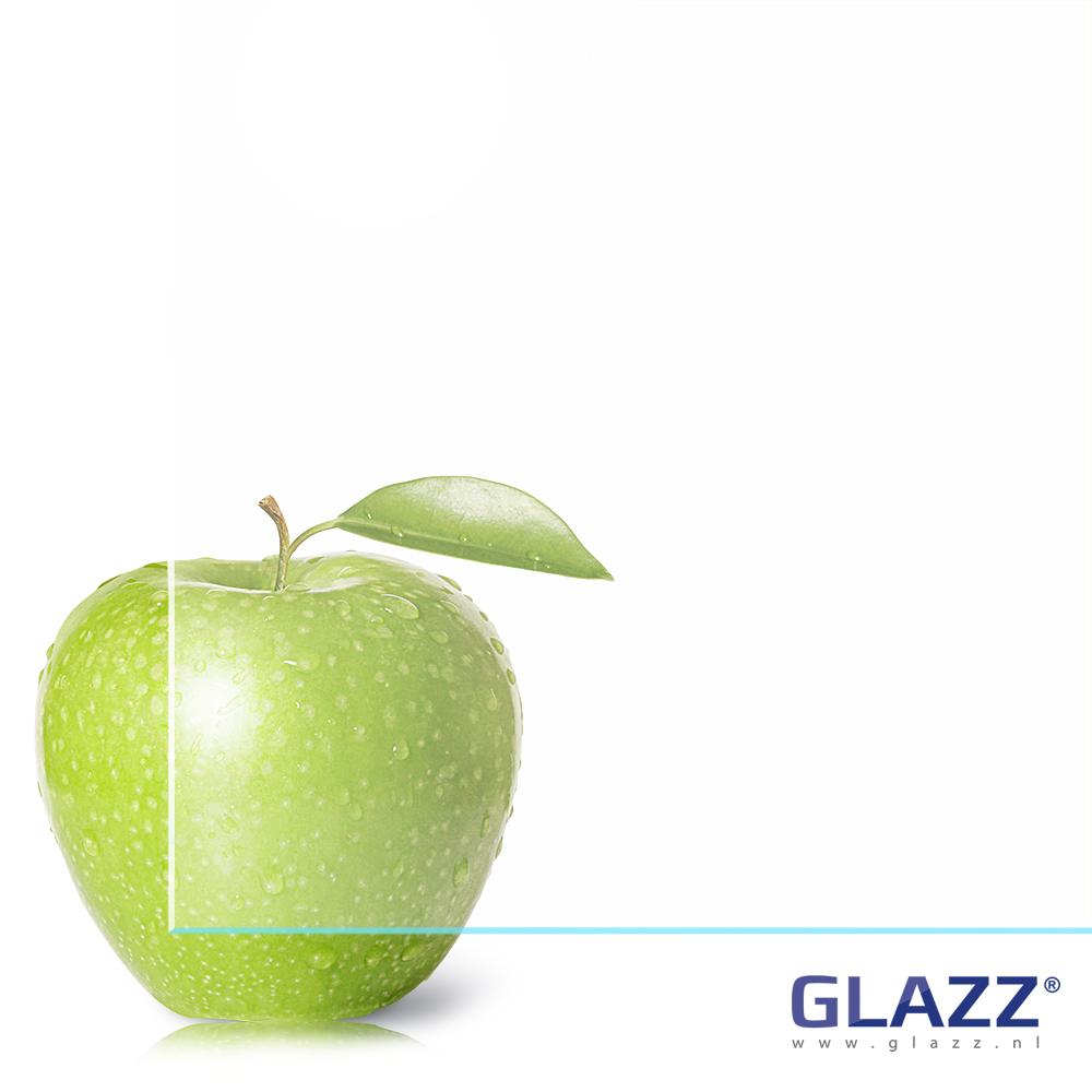Blank extra helder glas