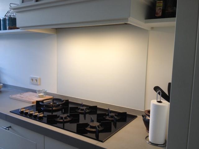 Keuken glasplaat keuken fornuis : Glas achter gasfornuis u2013 Servies ...